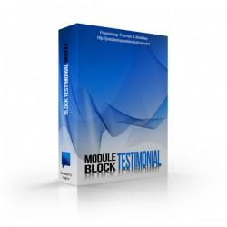 Block Testimonial