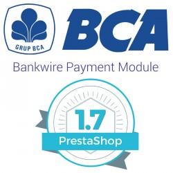 BCA transfer bank module