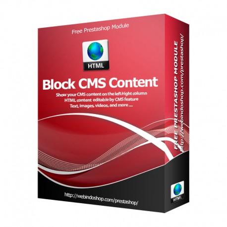 CMS Content Block