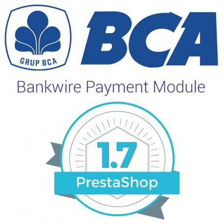 BCA bankwire module